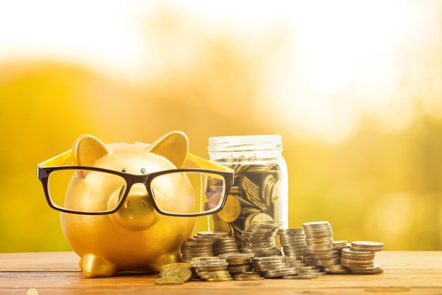 お金が増える方法|ブタ貯金箱