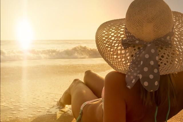 ストレスがたまるダイエットは止める 日光浴