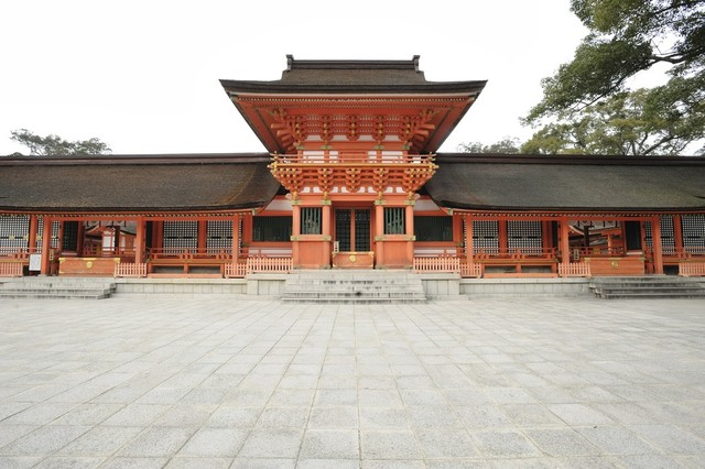 九州のパワースポット|宇佐神宮