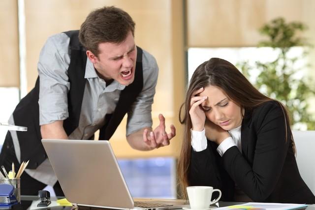 仕事で怒られてばかり。落ち込む前に自己分析を