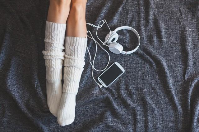寝る前にストレス発散|ミュージック