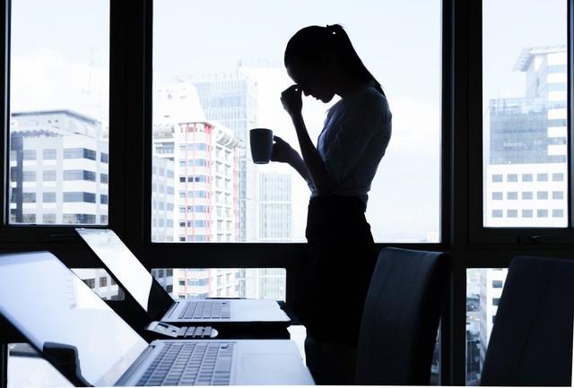 仕事のストレス発散は仕事でしか解消できない