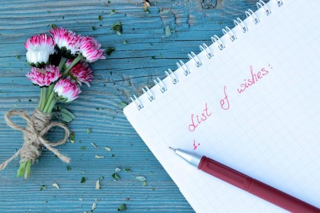 苦手なことをノートに書く