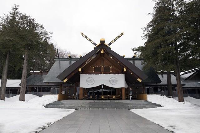 相性の良いパワースポット|北海道神宮
