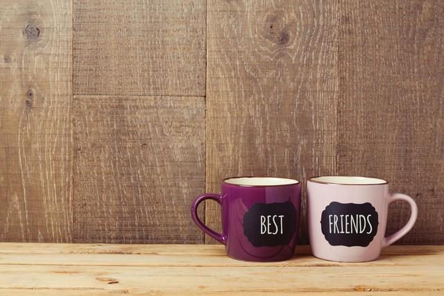 人間関係を整理して親友を作る