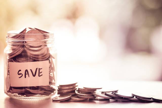 お金を貯めたいなら、貯金箱も活用