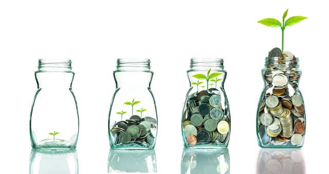 お金を貯めたいなら、積立を