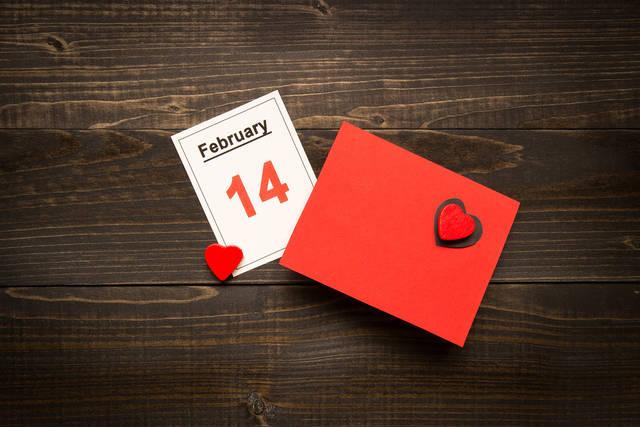 バレンタイン【星座占い】2017年の告白と渡し方