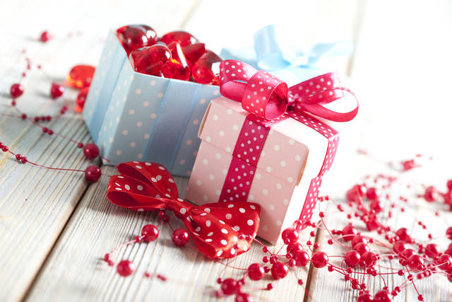 バレンタイン告白 牡牛座の彼へのプレゼント