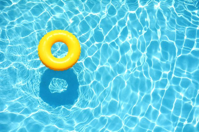 失恋したとき/水泳