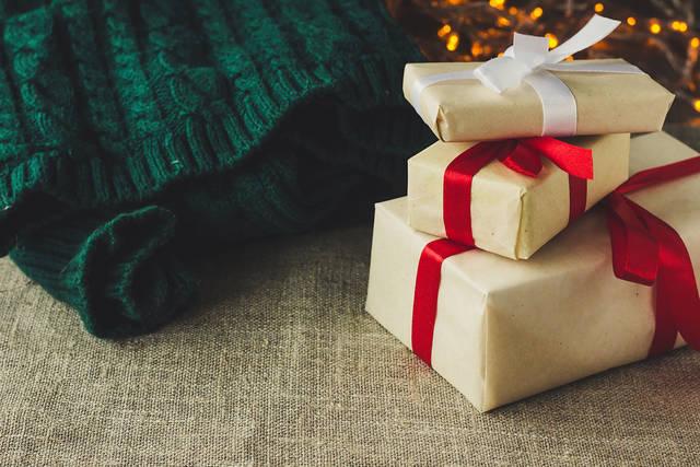 クリスマスプレゼントでハッピーに!友達にあげたい幸せパワー