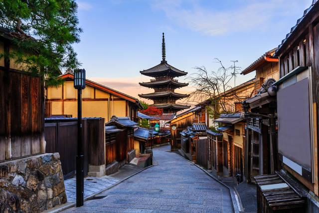 京都のパワースポットを巡り金運をアップする方法