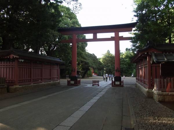 恋愛パワースポット 関東 氷川神社