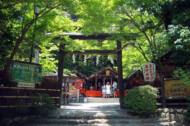 恋愛パワースポット 関西 野宮神社