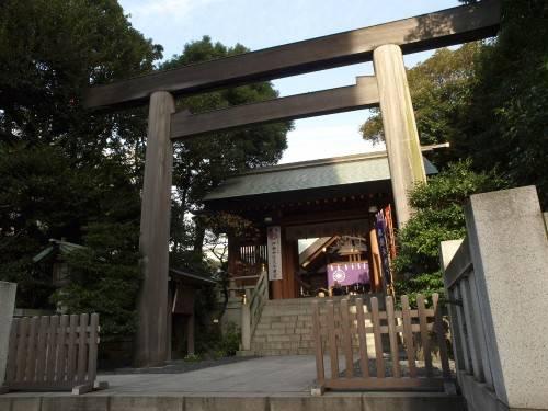 恋愛のおみくじ 東京大神宮