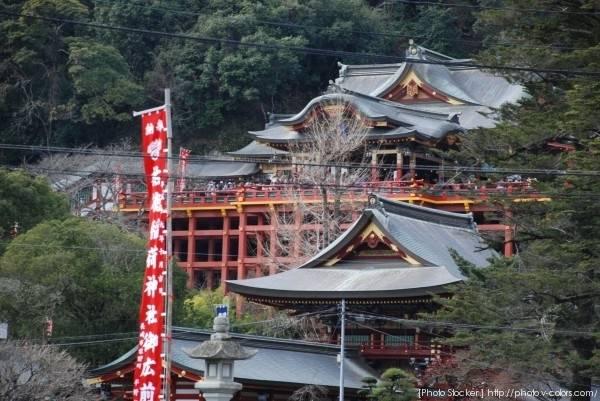 九州のパワースポット|祐徳稲荷神社