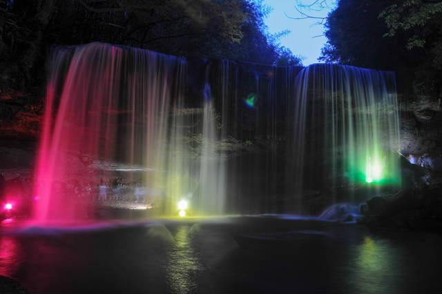 九州のパワースポット 鍋ヶ滝