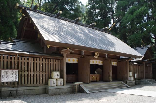 九州のパワースポット、天岩戸神社