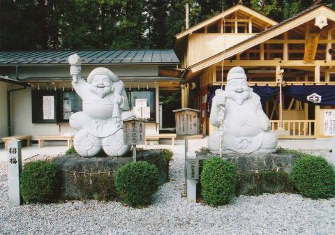 神社/金運アップ/出雲福徳神社(いずもふくとくじんじゃ)
