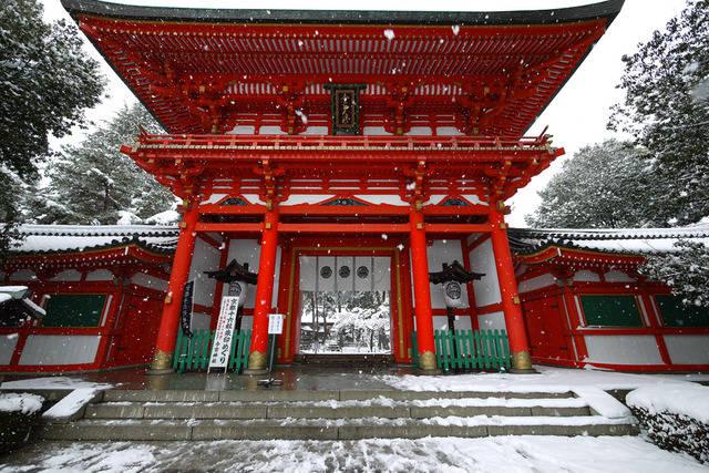 恋愛成就に効く神社 今宮神社