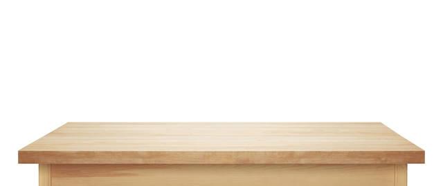 リビングのテーブルは丸より四角を選ぶ