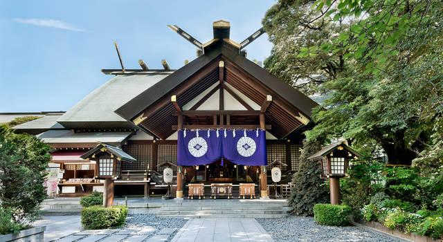 東京大神宮 恋みくじ
