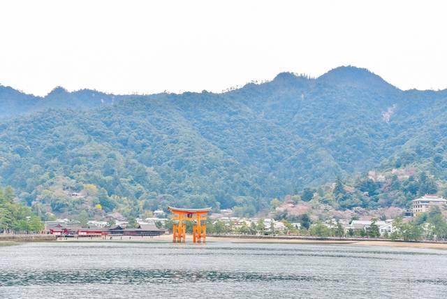 パワースポット 厳島神社