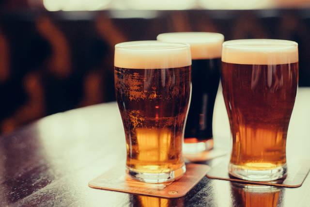 ビール*人間関係が良好に♪対人運UP