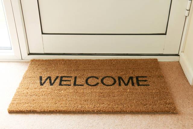 玄関の風水まとめ②玄関の方位にピッタリなおしゃれ玄関マットを選ぼう!
