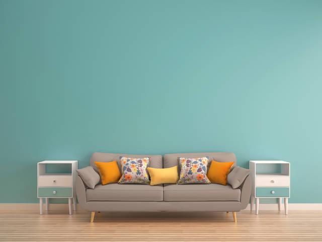 家庭運アップに、風水で取り入れるなら「色」を使いましょう