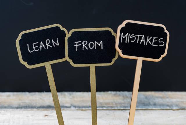 運気 失敗 学び