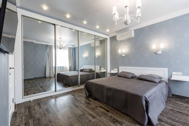 運気 鏡 寝室