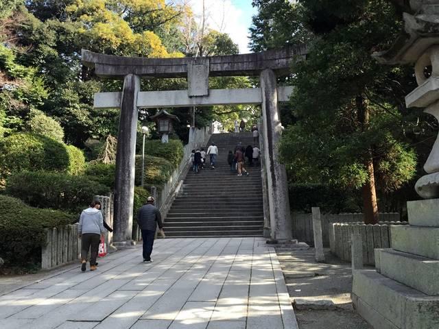 全国の宮地嶽神社の総本宮【福岡宮地嶽神社】