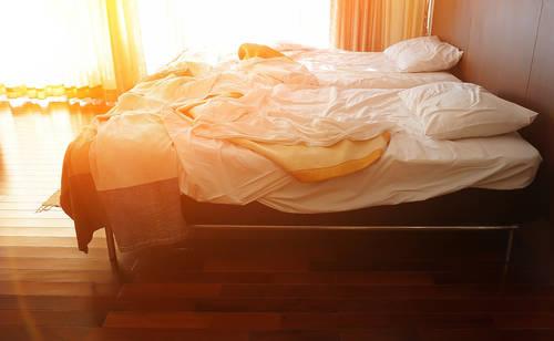 結婚運アップにはベッド下をきれいに