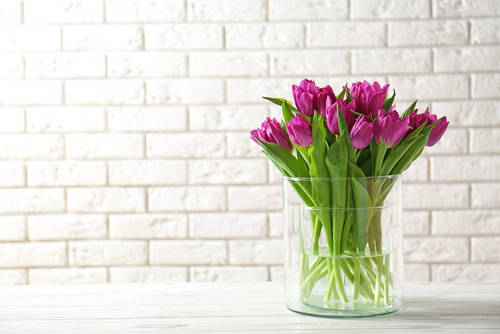 結婚運をあげるジンクス 花を飾る