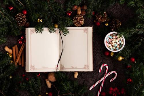クリスマスまでに彼氏を作るにはノートに書いて