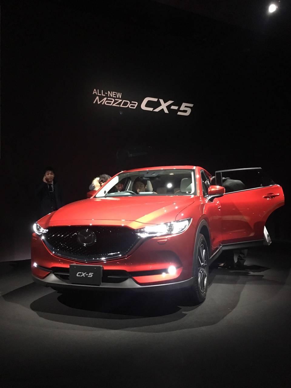 【マツダ 新型CX-5】発表後の感想まとめ
