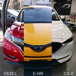 【比較】トヨタC-HR vs ホンダヴェゼル vs マツダ新型CX-5 オススメの一台は?