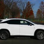 レクサスRXに3列シートモデル追加!発売時期は2017年12月!