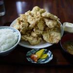 ドライブで寄りたいデカ盛りグルメの店 埼玉県東松山市 ニュー北味