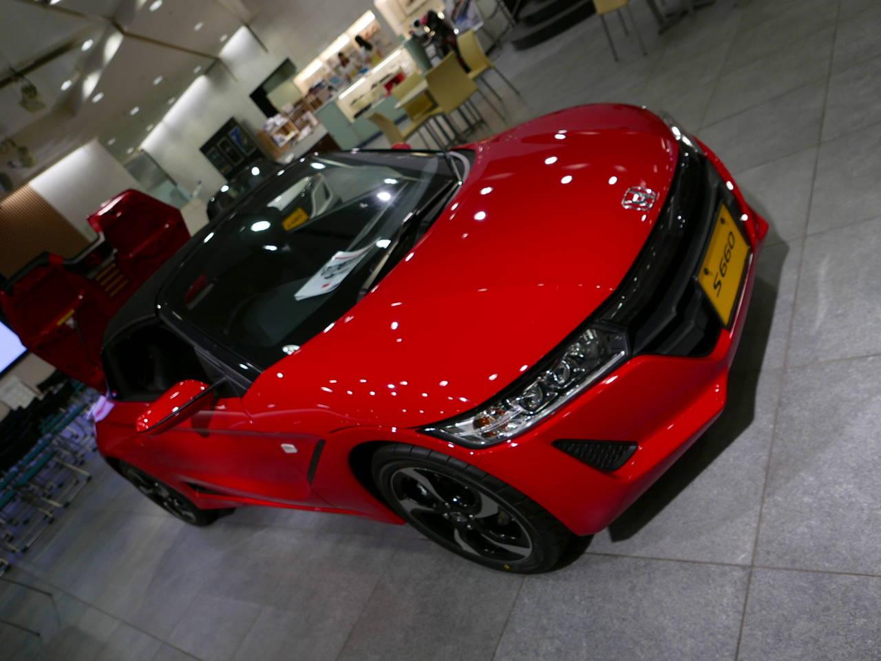 普通車キラー?新車で買える軽スポーツカー【S660編】