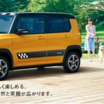 唯一イエローが似合う日本車!?スズキのハスラーってどんな車?