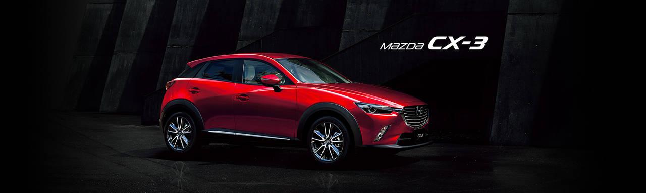 マツダ・CX-3のガソリンモデルがついに発表!価格はどうなる?