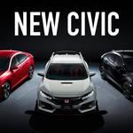 【FF最速車両】新型ホンダシビックが2017年7月27日に正式発表!フルモデルチェンジの内容やデメリットについて徹底解説!