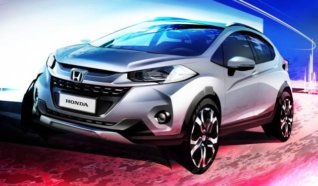 ホンダWR-Vが新興国向けに発売開始、日本発売はあるのか?!そしてライバルは???