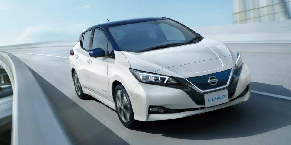 進化した電気自動車が登場!驚愕の新型「日産リーフ」を探る