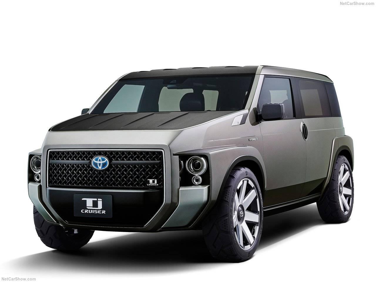 Toyota Tj Cruiser Conceptが東京モーターショーで初披露!サイズやスペック、市販化の可能性に迫ります!