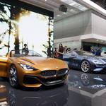 【東京モーターショー2017】BMWブースから、新型8シリーズ、Z4コンセプト、新型X3、6シリーズグランツーリスモをご紹介!