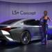 レクサス新型LS500h F SPORT 画像インプレッション!LS+Conceptの紹介も!