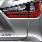 【LAオートショー】「RX」の3列シートのロングバージョンをLEXUSが発表